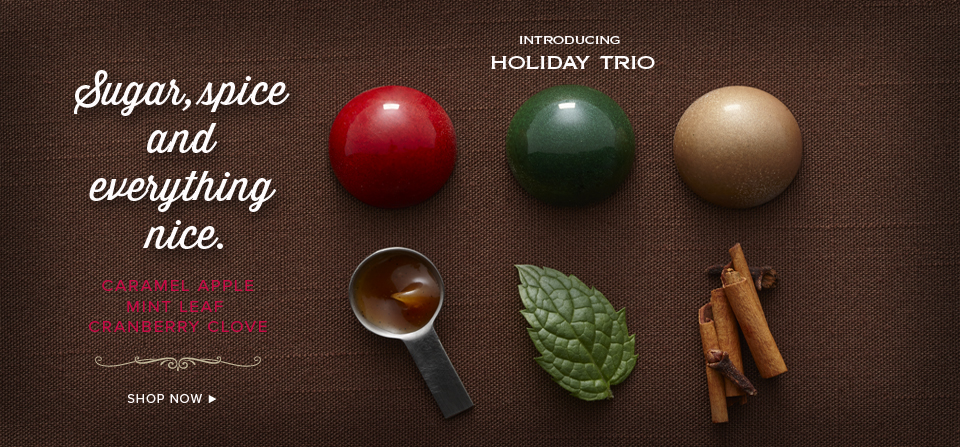 Introducing Holiday Trio